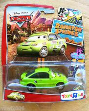 Disney PIXAR Cars NICK STICKERS RADIATOR SPRINGS TOYS R US TRU EXCLUSIVE diecast