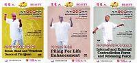 Martial Arts Quintessence Series of Yi Quan Da Cheng Quan - Wang Yongxiang 3DVDs