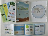 Animal Crossing City Folk WII Nintendo Wii From Japan