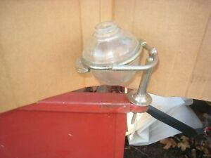 ANTIQUE WEST DISINFECTING CO NEW YORK HAND SOAP DISPENSER BEAU BRUMMEL