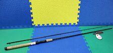 "Okuma Celilo Premium Graphite Casting Rod 8'6"" 2 Pc Med Light Action CE-C-862MLa"