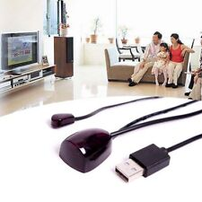 USA IR Infrared Remote Control Receiver Extender Repeater Emitter USB Adapter