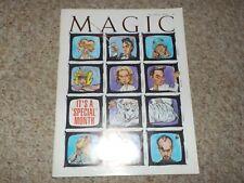 Siegfried & Roy Magazine Magic 1994