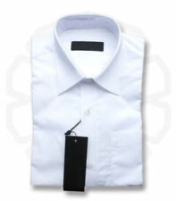 Camisas de niño de 2 a 16 años manga larga color principal blanco