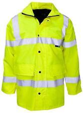 Hi-Vis Veste Parka jaune XXXL protection personnelle & site de sécurité