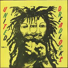 United Dreadlocks Vol. 1 NEW VINYL LP £11.99 Joe Gibbs Music ROOTS DUB