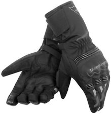 Motorcycle Dainese Tempest Unisex D-dry Gloves WP Long - Black UK SELLER 8052644622256 Men/uni XL