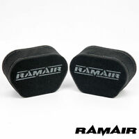 RAMAIR PERFORMANCE FOAM SOCK AIR FILTERS KAWASAKI ZRX KEIHIN 39mm FCR
