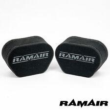 RAMAIR PERFORMANCE FOAM SOCK AIR FILTERS KAWASAKI ZRX KEIHIN 39mm FCR
