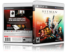Hitman: HD Trilogy - Replacement PS3 Cover and Case. NO GAME!!
