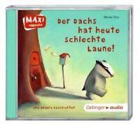 PETZ,LOUPY MÜLLER - MAXI DER DACHS HAT HEUTE SCHLECHTE LAUNE  CD NEU