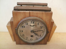 Art Deco Antique Clocks with Keys, Winders