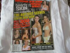 CELEBRITY SKIN ISSUE 111 CATHERINE ZETA-JONES