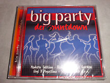 Big Party - Der Countdown Pop/Party/Schlager Musik CD, 16 Tracks, NEU+foliert!!!