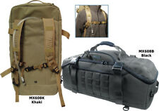 "Maxpedition Dopple Duffel Adventure Bag Black. Main compartment measures 26"" x 1"