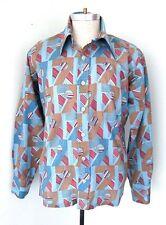 Disko Kostüme Top und Hemd für Herren