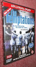 The Temptations, The True Story (1998)  UK DVD, Motown, Charles Malik Whitfield