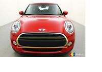 NEW GENUINE MINI F55 F56 F57 ONE FRONT BUMPER COVER NUMBER PLATE TRIM 7337790