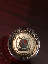 IPA International Police Association US Section Challenge Coin
