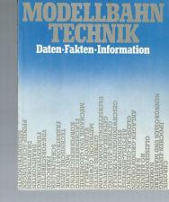 Modellbahn Technik Günther ER Albrecht Daten Fakten Information Alba