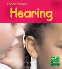 """VERY GOOD"" Mary Mackill, Hearing (Super Senses), Book"