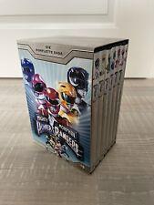MIGHTY MORPHIN POWER RANGERS SEASON 1 2 3 DIE KOMPLETTE SAGA 19 DVD BOX DEUTSCH