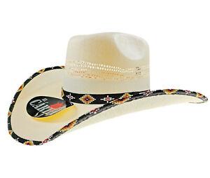 Western Hat El General Sombrero 100X Horma Conejo El Cartel Bangora Ivory