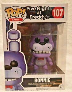 Funko Pop Five Nights at Freddy's - Bonnie MIB 107
