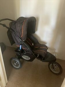 Beema Q By Swalllow Stroller/pram With Removalble Bassinet And Insect Cover