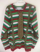 Jolly Sweater Size Large Men's Ugly Sweater