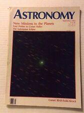 Astronomy Magazine Comet IRAS-Araki-Alcock September 1983 022517NONRH