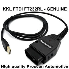 KKL USB FT232RL K-line diagnostic 1996-2007 INPA ISTA OBD2 NCS FTDI fits BMW