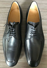 New BALLY SWITZERLAND NEWLAND APRON TOE DERBY Shoes size 13 $525