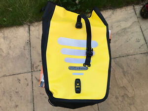 Ortlieb Back Roller Classic Pannier, Yellow, QL2.1, 1 (one) single bag