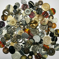 BEST MIXED BUTTON LOT ON EBAY! Hand Picked Buttons From Around The World