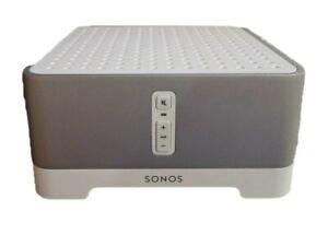 Sonos CONNECT:AMP WLAN Passiv-Lautsprecher Streaming System