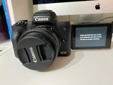 Canon EOS M50 vlogging/videography kit - Everything You Need!