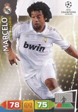MARCELO BRAZIL REAL MADRID CARD ADRENALYN CHAMPIONS LEAGUE 2012 PANINI