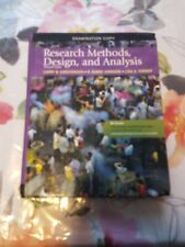 Research Methods Design And Analysis  Eleventh Edition