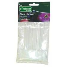 10 Large Plant Labels / Markers - 13cm