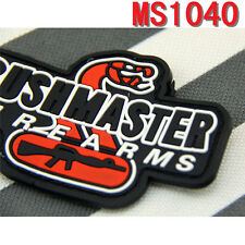 Outdoor Sports Militaria PVC Magic Patches Biker Bushmaster Tactical Patch New
