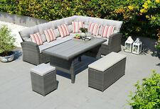 malibu 8 seater patio furniture set. unbranded rattan up to 8 seats garden \u0026 patio furniture sets malibu seater set t