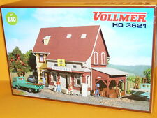 """Vollmer - Schreinerei """"Huber"""" - 1/87 H0 - Nr. 3621 - Neu&Ovp"""