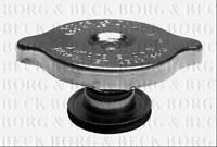 BRC60 BORG & BECK RADIATOR CAP fits Wing pattern rad cap fits 4 lbs
