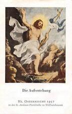"""holy cards Heiligenbild Gebetbild Andachtsbild """"H4056"""" die Auferstehung"""