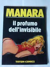 MANARA - IL PROFUMO DELL'INVISIBILE TOTEM-COMICS