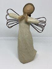 Willow Tree Angel Of Happiness Figurine Demdaco 2000