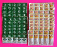 Lot of 200 Insect Protection Cream & Sunscreen Packets Outdoor Survival Prepper