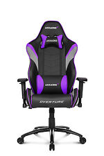 AKRACING Overture Gaming Chair – Purple  Office PC Ergonomic Seat