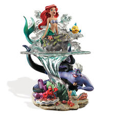 Disney Little Mermaid Figure Sculpture Part Of Her World Figurine